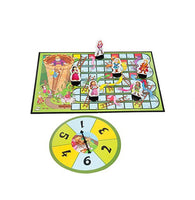PRINCESS SNAKES & LADDERS GAME