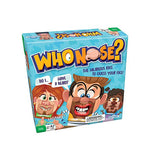WHO NOSE? THE RACE TO GUESS YOUR FACE