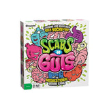SCABS 'N' GUTS - THE MEDUCATIONAL BOARD GAME