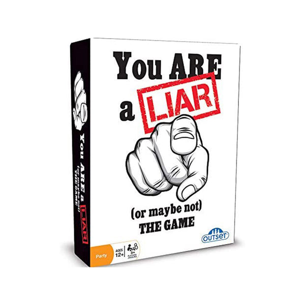 YOU ARE A LIAR - THE GAME