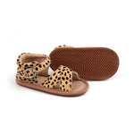Bowen Sandals - Cheetah