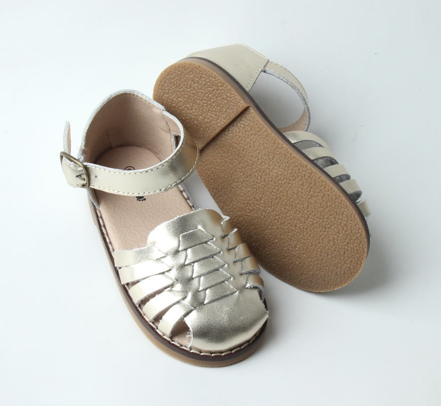 Harper Sandals - Gold