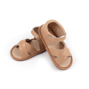 Load image into Gallery viewer, Bowen Sandals - Nude