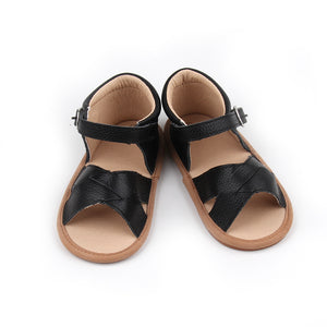 Load image into Gallery viewer, Bowen Sandals - Black