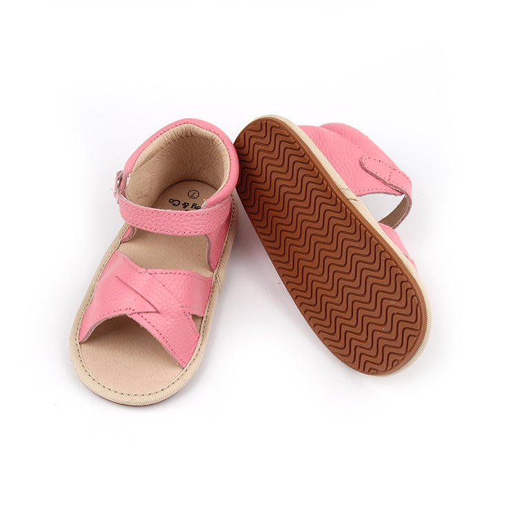 Bowen Sandals - Flamingo Pink