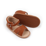 Bowen Sandals - Brown