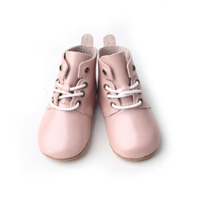 Load image into Gallery viewer, Milo High-Tops - Blush Pink - rileycoshoes.com