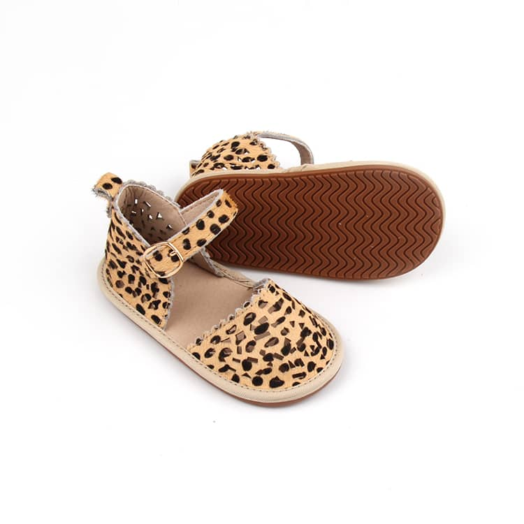 Aaliyah Sandals - Cheetah