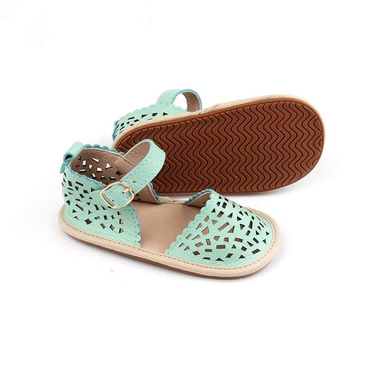 Aaliyah Sandals - Mint