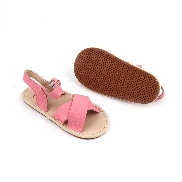 Margot Sandals - Flamingo Pink
