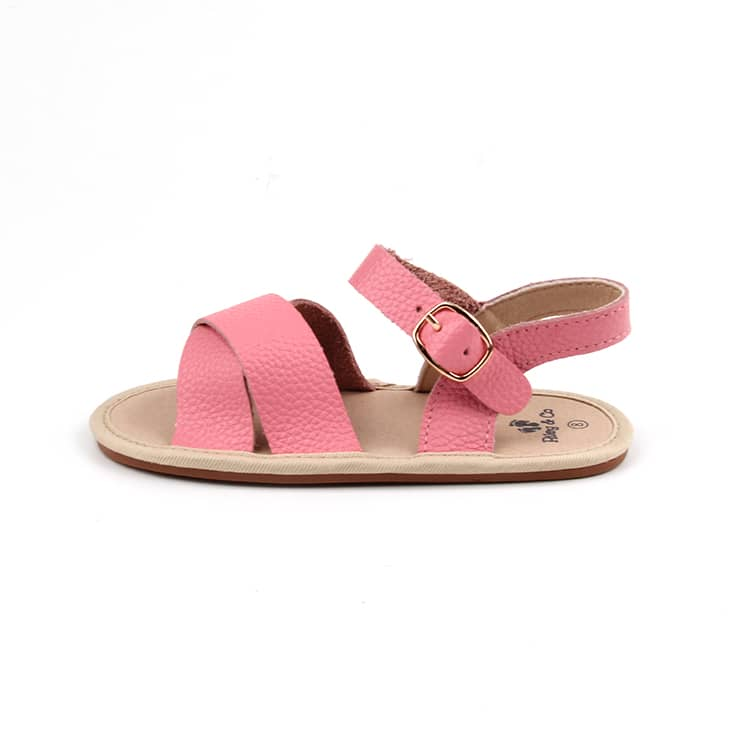 Load image into Gallery viewer, Margot Sandals - Flamingo Pink