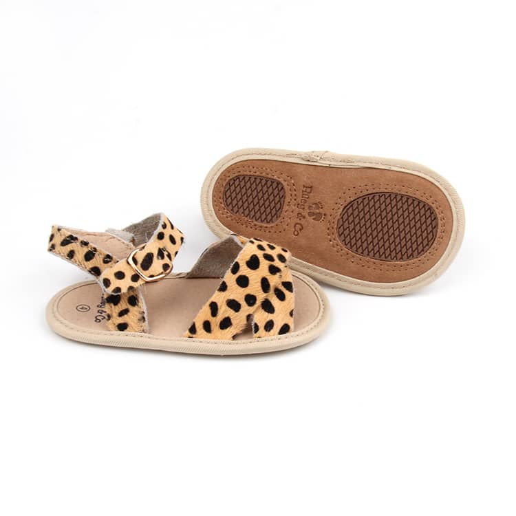 Margot Sandals - Cheetah