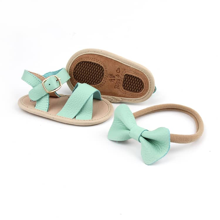 Margot Sandals - Mint