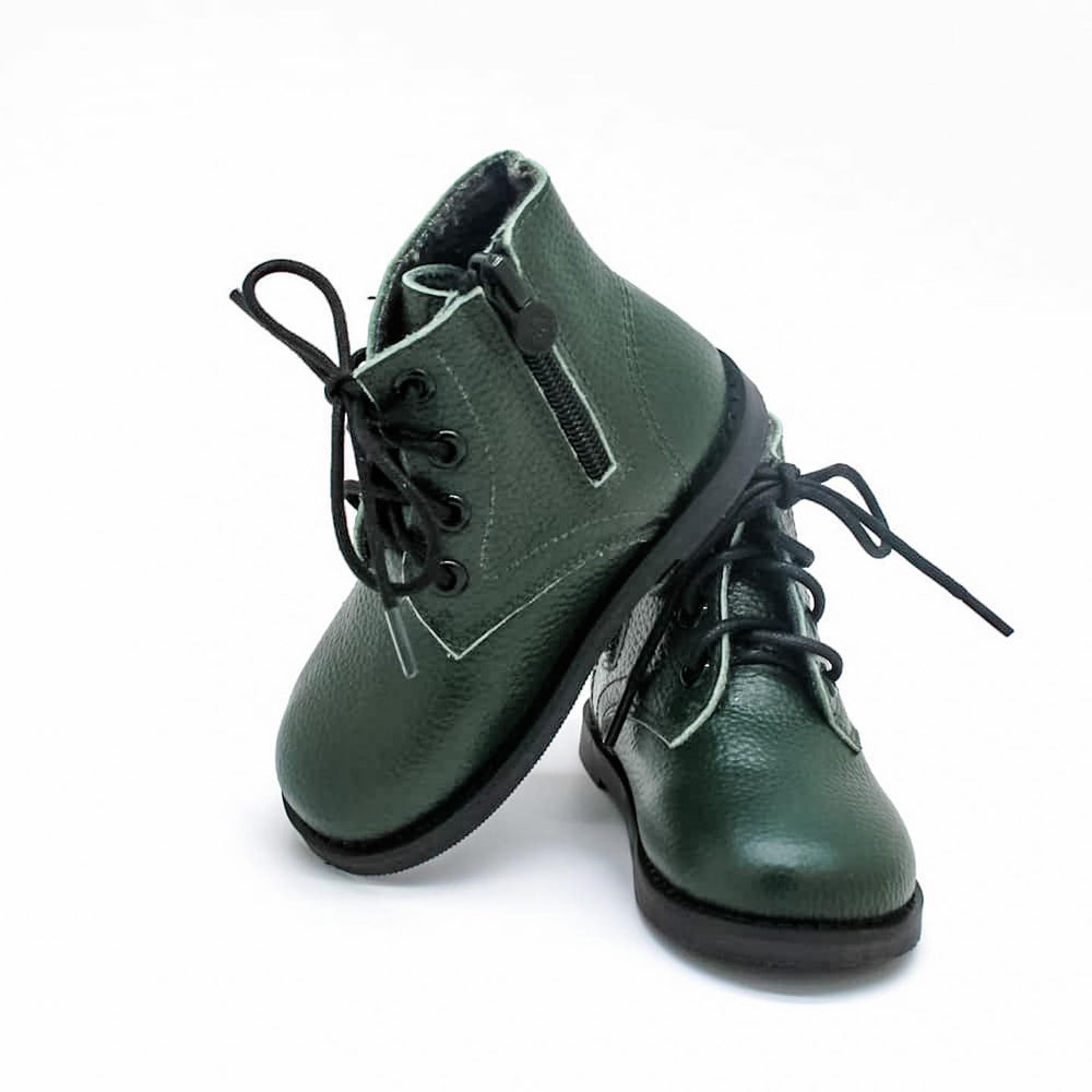 Bliss Boots - Hunter Green