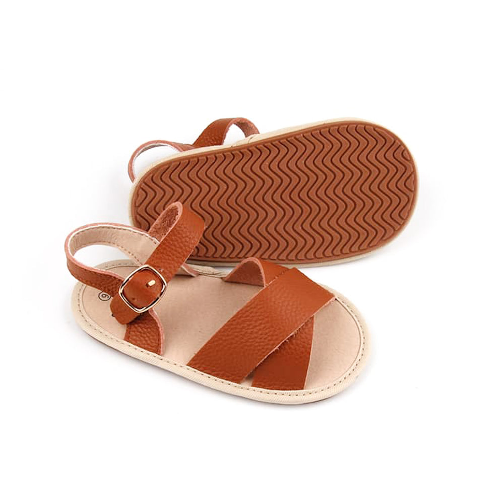 Margot Sandals - Brown