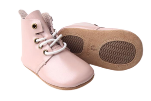 Load image into Gallery viewer, Milo High-Tops - Blush Pink