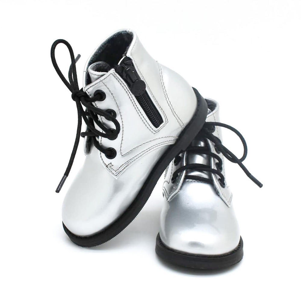 Load image into Gallery viewer, Bliss Boots - Silver
