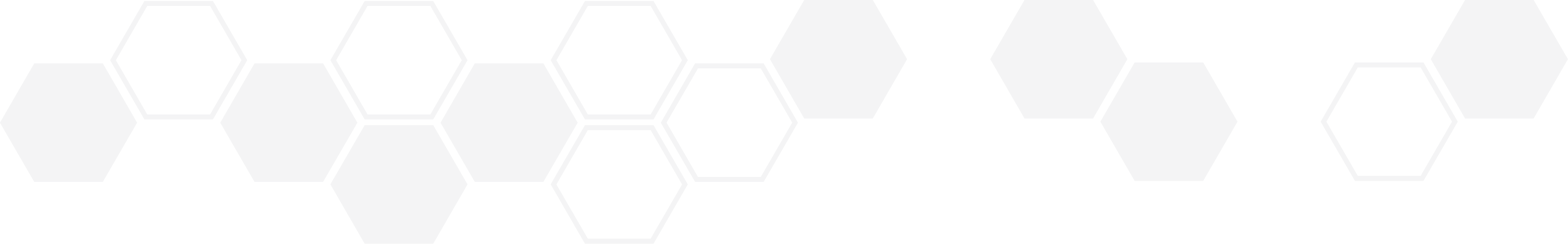 Collection Hexagons