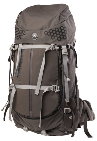 pnuma outdoors crestone mountaineer pack - front