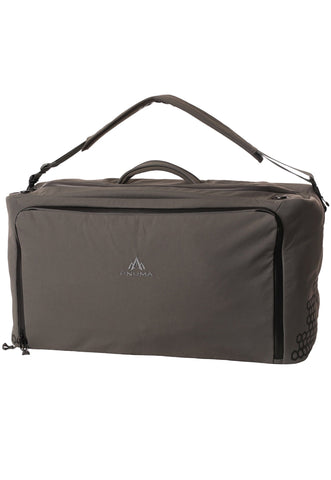 pnuma outdoors expedition modular duffel - front 3/4 view