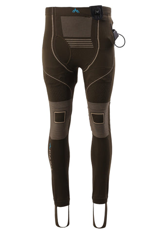 pnuma outdoors iconx heated core pant - front