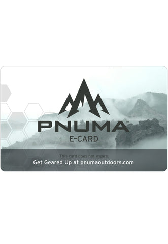 Pnuma Outdoors Gift Card