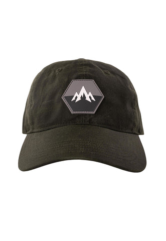 pnuma outdoors waxed cotton cap - front view