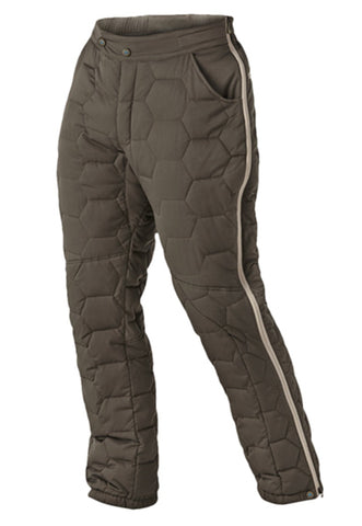 pnuma outdoors insulator pant - front view - pine creek color