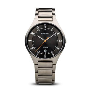 Bering Titanium Quartz Bracelet Watch