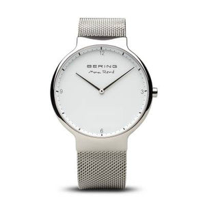 Bering Max Rene Stainless Steel Quartz Bracelet Watch