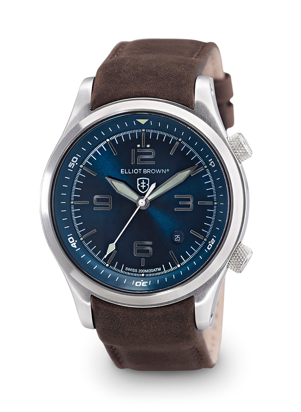 Elliot Brown Canford Automatic Watch