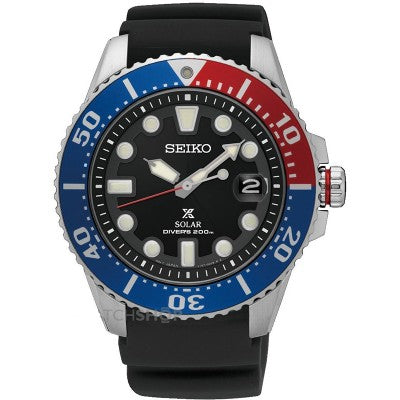 Seiko Prospex Sea  Solar Powered Divers Watch