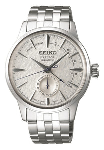 Seiko Presage Stainless Steel Automatic Bracelet Watch