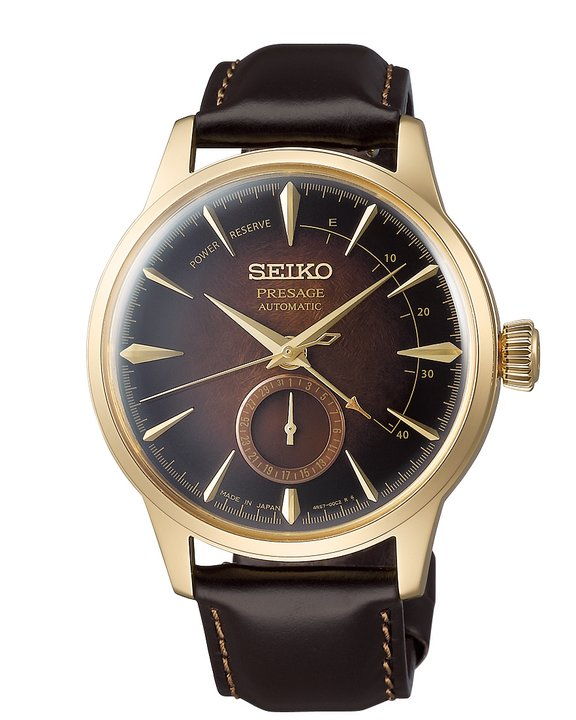 Seiko Presage Limited Edition Automatic Strap Watch