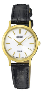 Seiko Solar Strap Watch