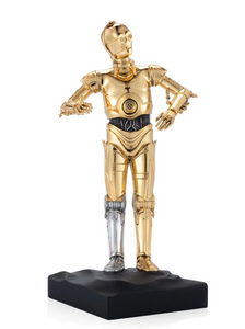 Royal Selangor Pewter Limited Edition C-3P0 Figurine