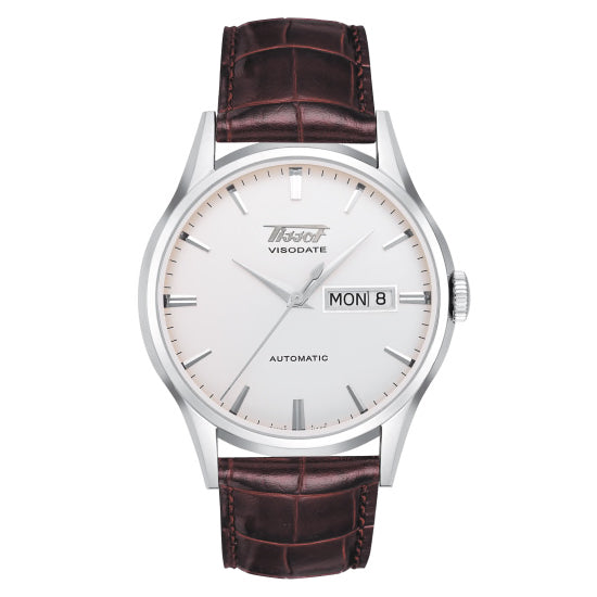 Tissot Heritage Visodate Automatic Strap Watch