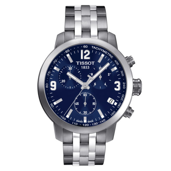 Tissot PRC 200 Chronograph Bracelet Watch