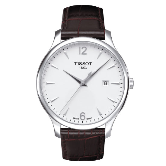 Tissot Tradition T-Classic Quartz Strap Watch