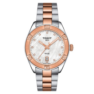 Tissot PR100 Sport Chic Bracelet Watch