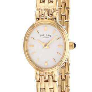 Rotary Ladies Gold PVD Bracelet Watch
