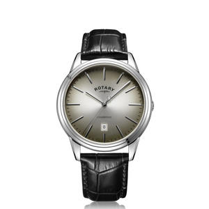 Rotary Cambridge Stainless Steel Quartz Watch