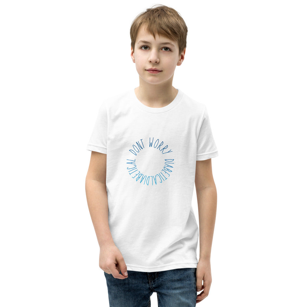 Don't worry Youth T-shirt (UNISEX)