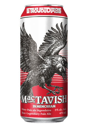 MacTavish In Memoriam - 473ml
