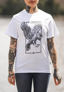 T-shirt MacTavish In Memoriam blanc