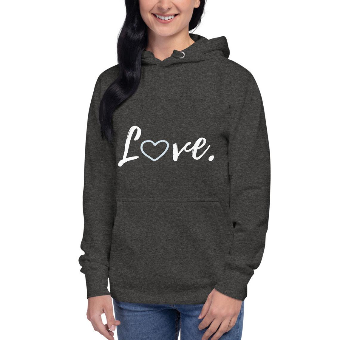 Love Sweatshirt from Mathi Shop