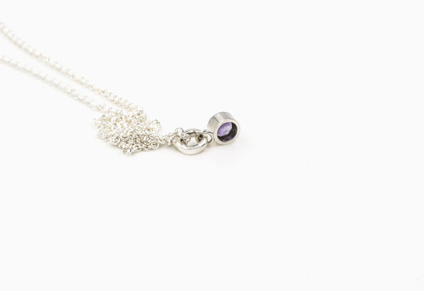 5mm_faceted_amethyst_sterling_silver_pendant