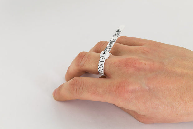 Find Your Ring Size, Adjustable Ring Sizer