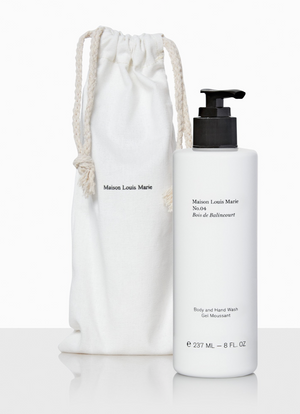 Maison Louis Marie No.04 Bois de Balincourt - Body and Handwash