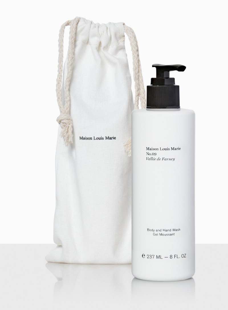 Maison Louis Marie No.09 Vallée de Farney Body and Hand Wash